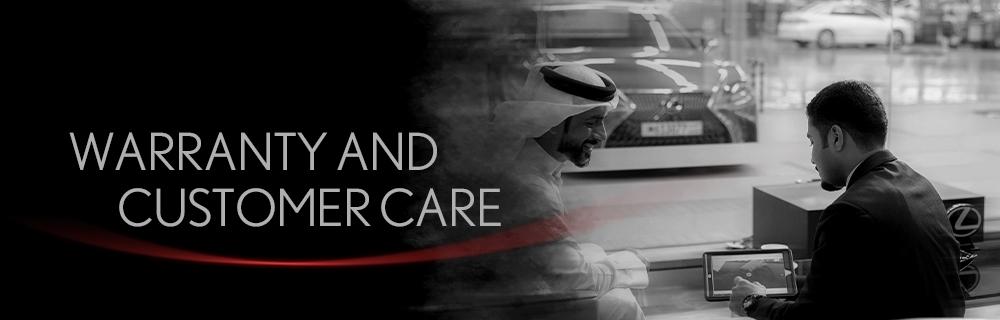 Lexus Bahrain Warranty