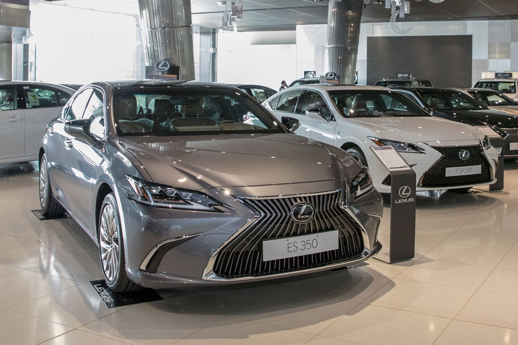 Special Ramadan offer on Lexus vehicles
