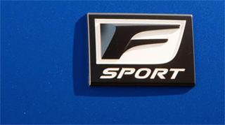 F Sport Lexus